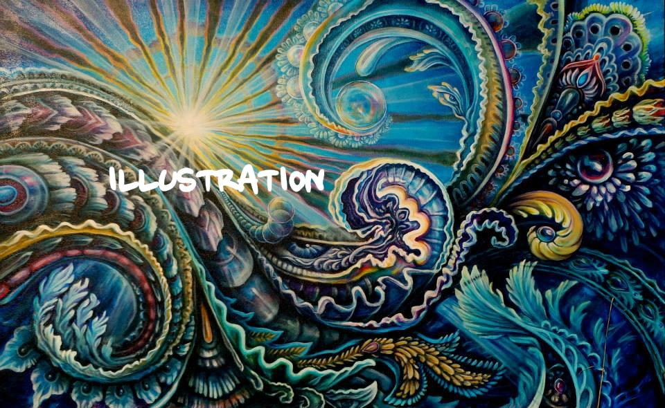 What Is Illustration Rosandame
